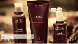See How to Create Thicker Fuller Hair with Invati from Aveda