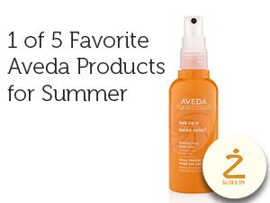 #1 of 5 Favorite Aveda Products!