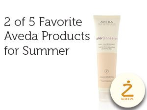 2 of 5 Favorite Aveda Products for the Summer!
