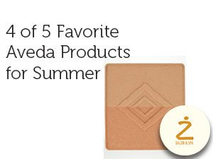 4 of 5 Favorite Summer Products from Aveda