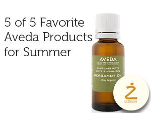 5 of 5 Favorite Aveda Products for the Summer