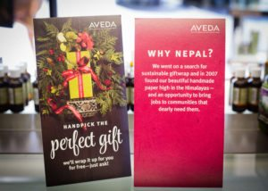 Z Salon's Aveda Holiday Gift Guide